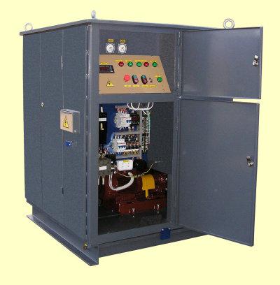 Установка маслоочистительная цеолитовая МЦУ-4 У1