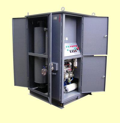 Установка маслоочистительная цеолитовая МЦУ-2 У1