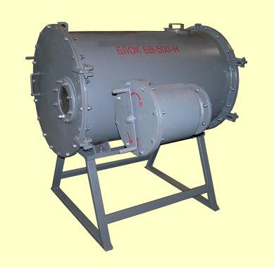 Установка для обработки трансформаторного (турбинного, индустриального) масла Блок вакуумный БВ-500-Н (без 2ДВН-500)